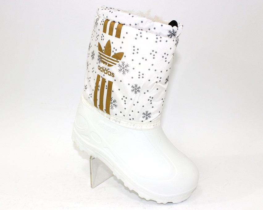 Сапоги зимние детские для девочки, детская обувь зима Киев 1