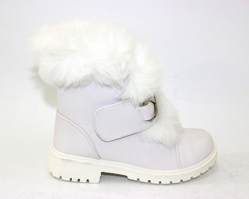 Купить зимние ботинки для девочки, детская зимняя обувь Украина, ботинки для девочки Киев 4