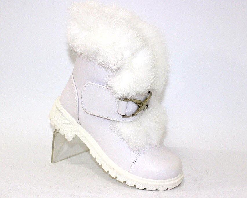 Купить зимние ботинки для девочки, детская зимняя обувь Украина, ботинки для девочки Киев 1