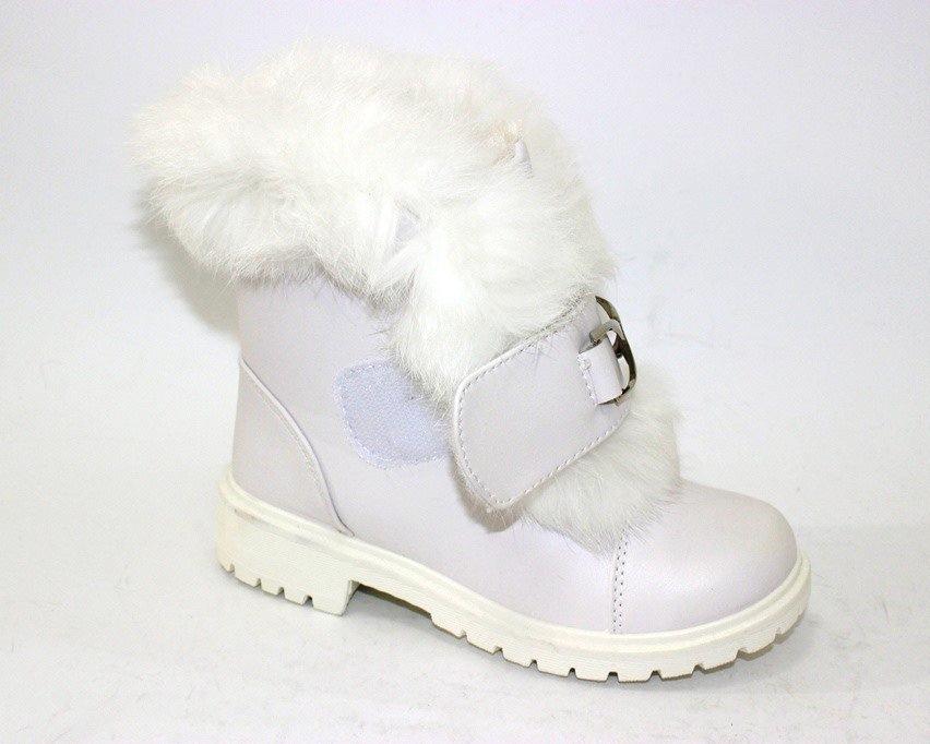 Купить зимние ботинки для девочки, детская зимняя обувь Украина, ботинки для девочки Киев 7