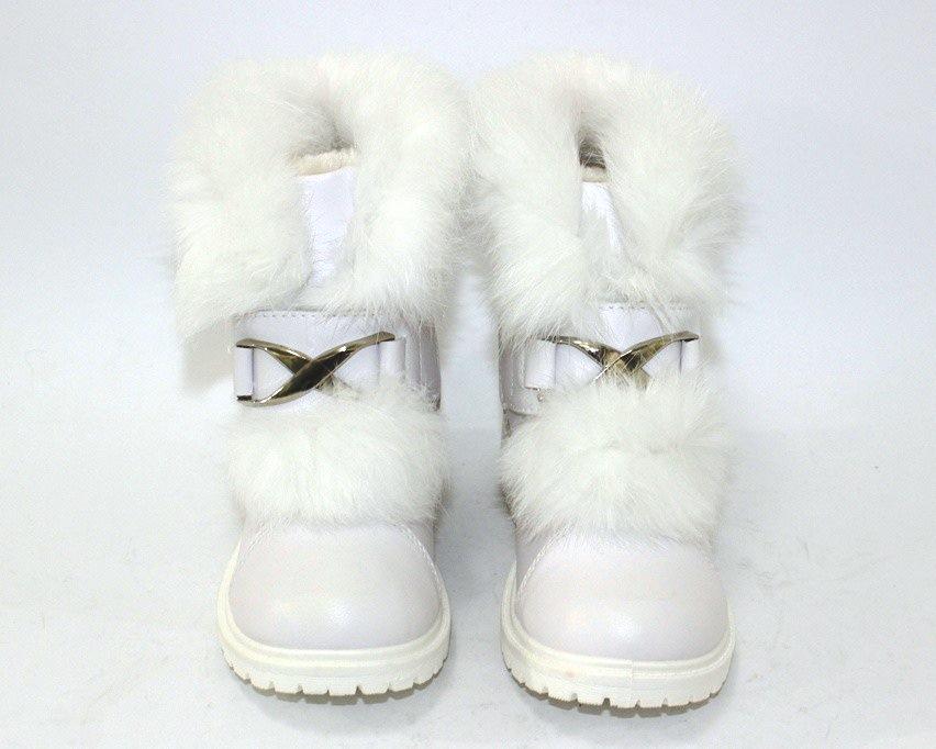 Купить зимние ботинки для девочки, детская зимняя обувь Украина, ботинки для девочки Киев 5