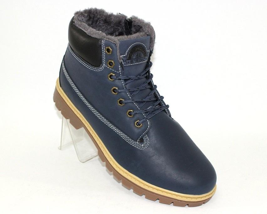 Мужские кожаные ботинки недорого, мужская кожаная обувь Киев, купить мужские ботинки 1