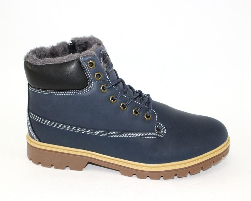 Мужские кожаные ботинки недорого, мужская кожаная обувь Киев, купить мужские ботинки 6