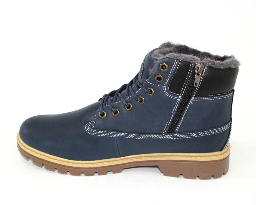 Мужские кожаные ботинки недорого, мужская кожаная обувь Киев, купить мужские ботинки 8