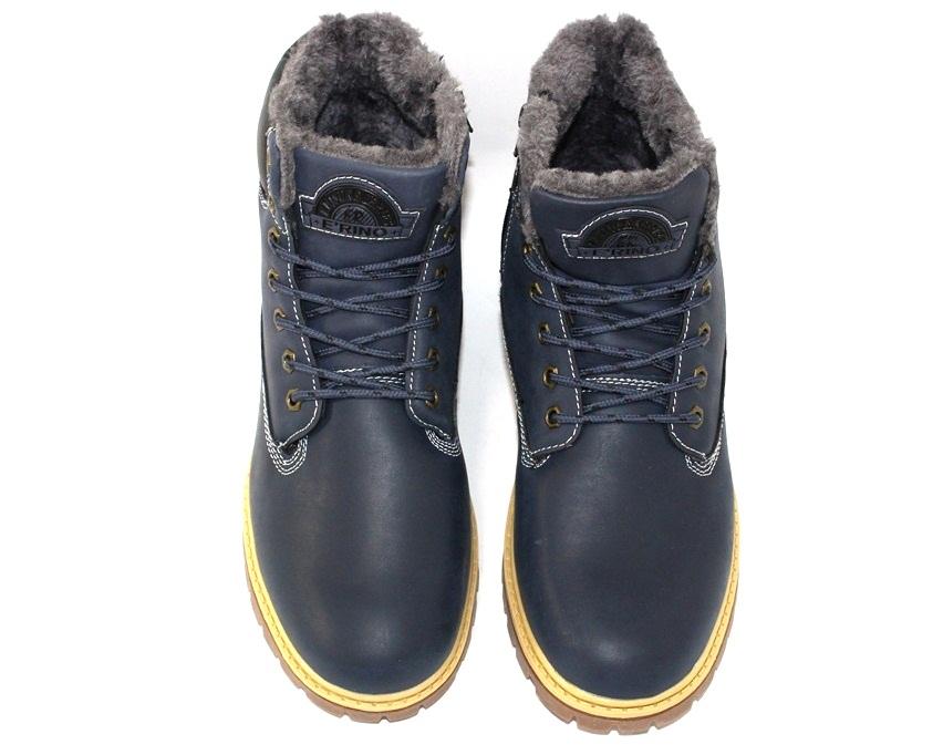 Мужские кожаные ботинки недорого, мужская кожаная обувь Киев, купить мужские ботинки 7