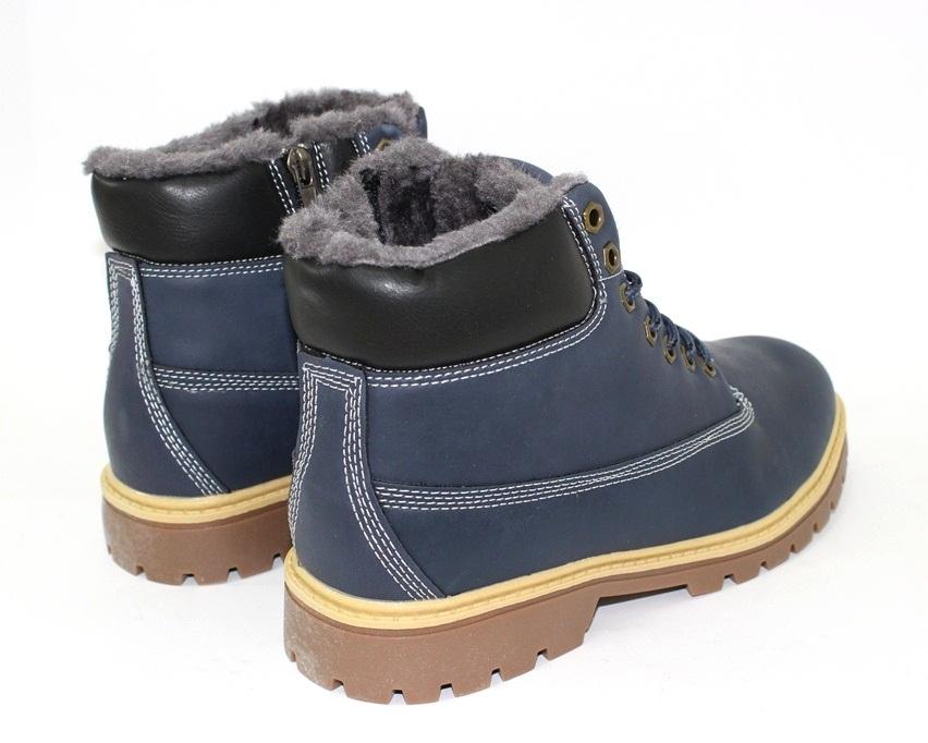 Мужские кожаные ботинки недорого, мужская кожаная обувь Киев, купить мужские ботинки 9