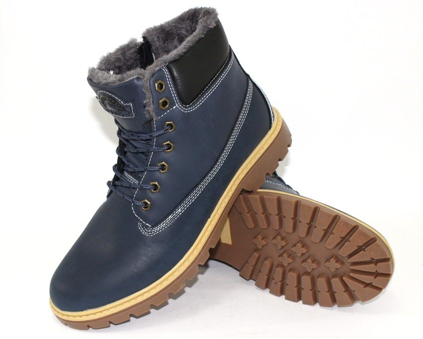 Мужские кожаные ботинки недорого, мужская кожаная обувь Киев, купить мужские ботинки 5