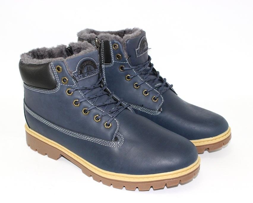 Мужские кожаные ботинки недорого, мужская кожаная обувь Киев, купить мужские ботинки 12