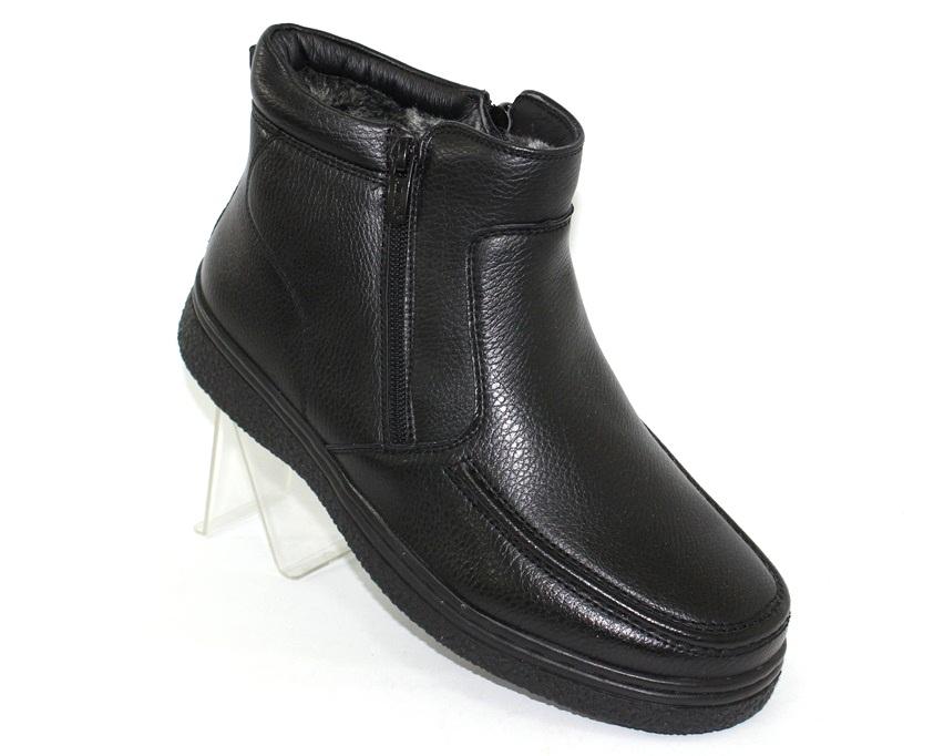 Мужская зимняя обувь Украина, купить ботинки мужские Киев, интернет магазин мужской обуви