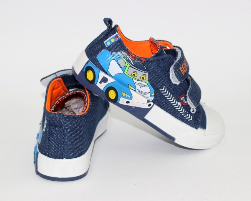 Купить 23-32 садик Солнце WL8208H. Обувь для мальчиков - Туфелек 9