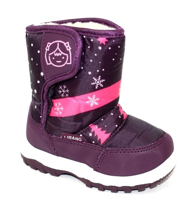 Зимняя обувь для самых маленьких