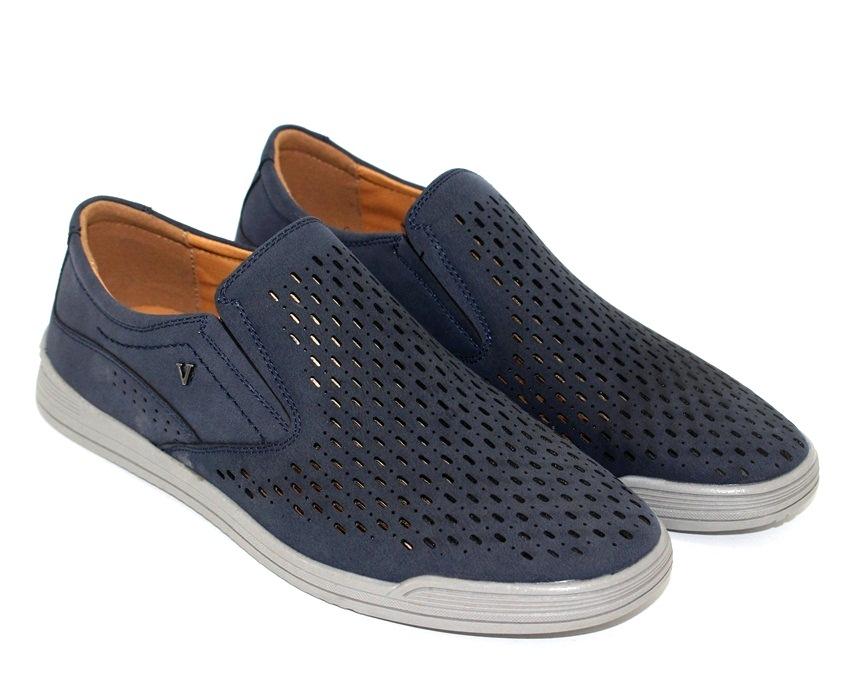 Купить мужские летние туфли в Киеве,  летние мужские мокасины в розницу 5