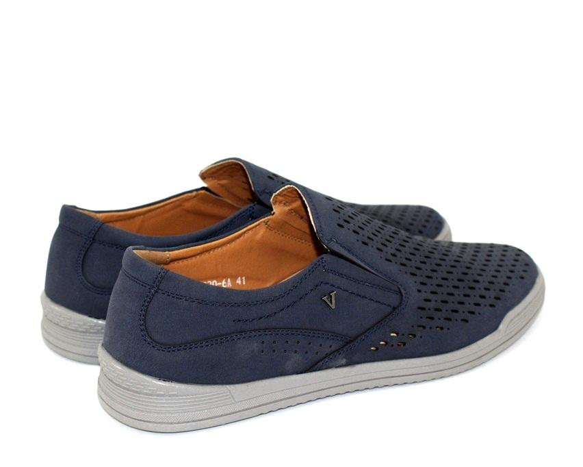 Купить мужские летние туфли в Киеве,  летние мужские мокасины в розницу 9
