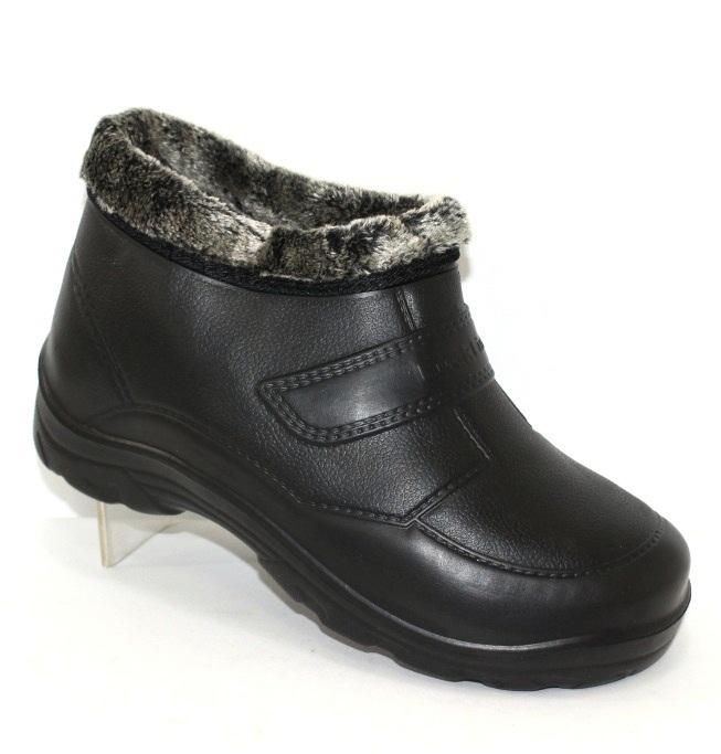 Мужские зимние галоши заказать по интернету, ботинки зимние недорого Киев, купить мужскую зимнюю обувь