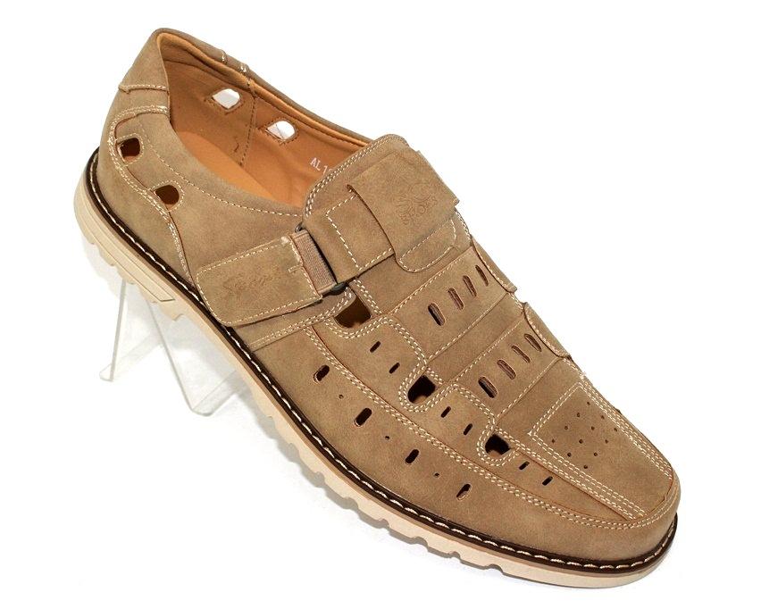 Купить мужские летние туфли, мужская обувь больших размеров