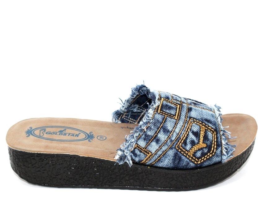 Купить недорогую женскую обувь, шлепанцы в интернет-магазине обуви 6