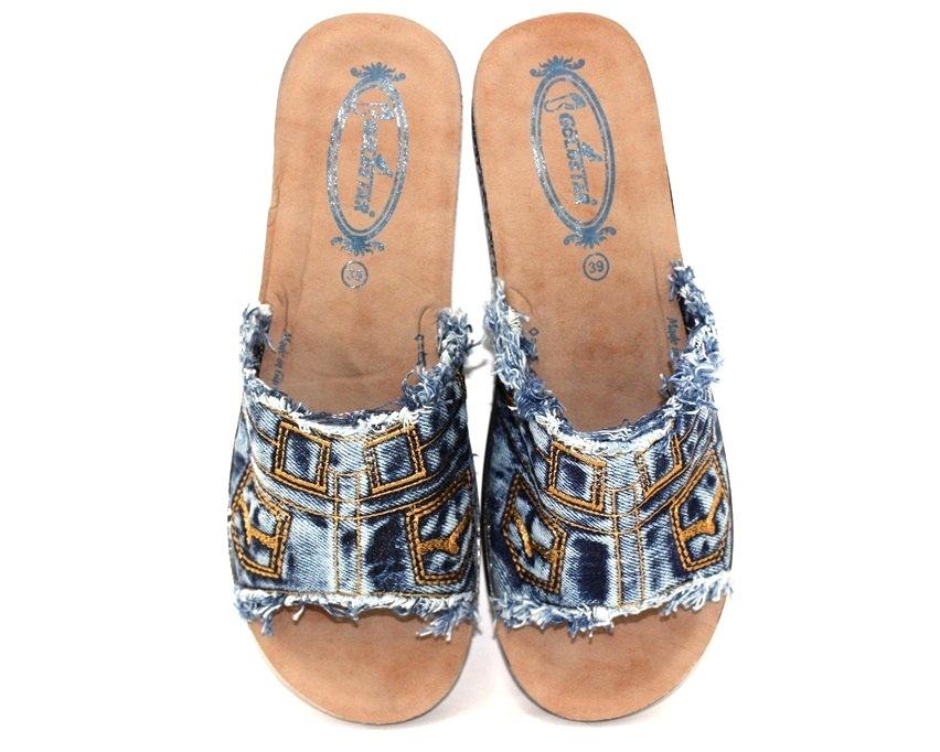 Купить недорогую женскую обувь, шлепанцы в интернет-магазине обуви 7