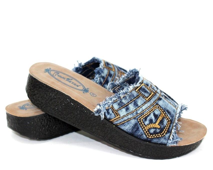 Купить недорогую женскую обувь, шлепанцы в интернет-магазине обуви 9