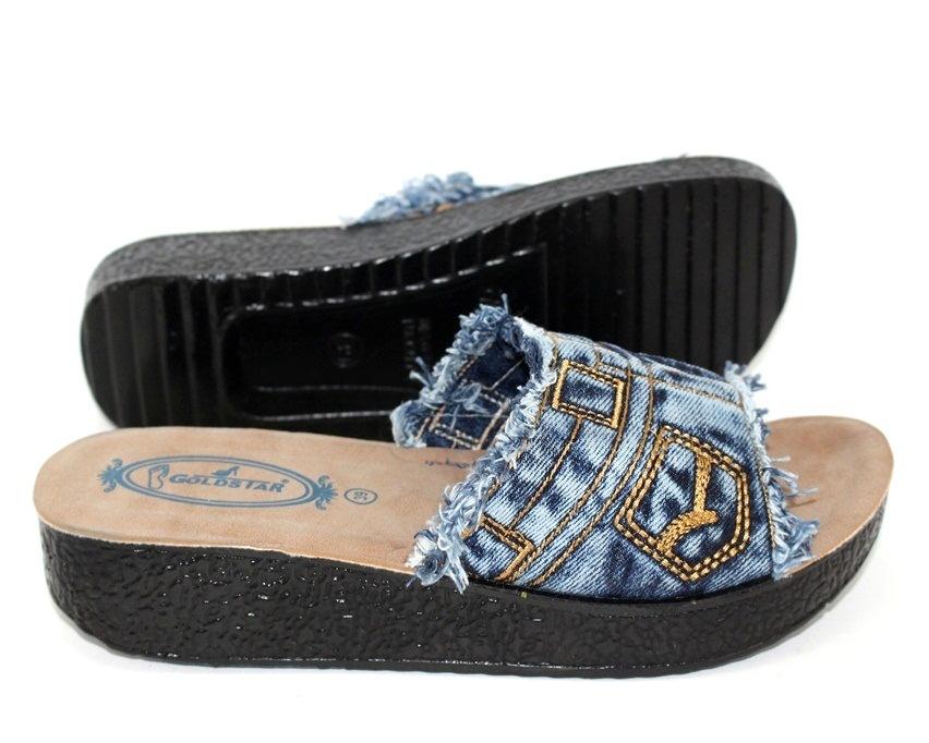 Купить недорогую женскую обувь, шлепанцы в интернет-магазине обуви 5