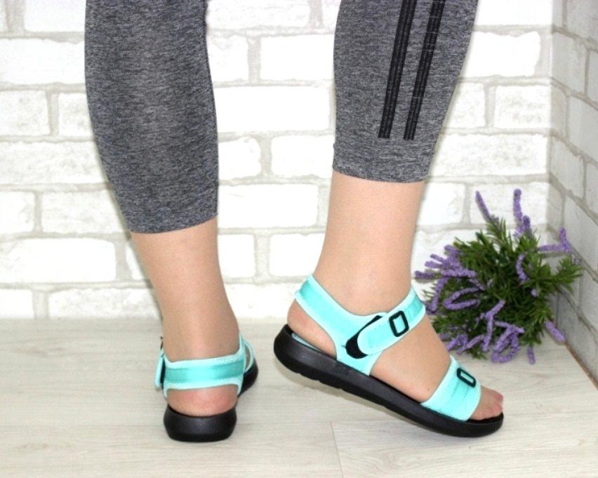 купить женские босоножки в Киеве, Украина, женские сандалии, босоножки без каблука 4