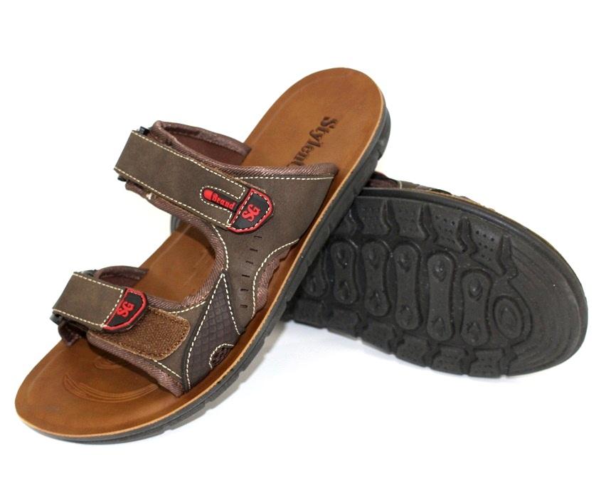 Мужская летняя обувь Киев, купить шлёпки Украина, мужские шлепки купить 8