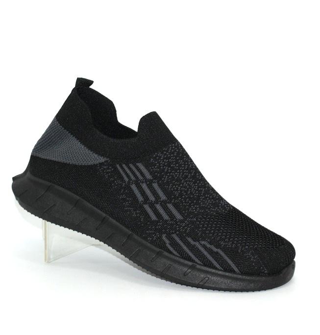 Мужские трикотажные кроссовки