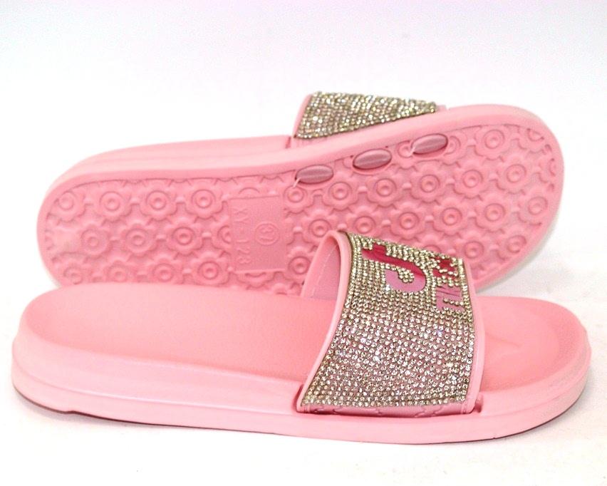 Купить шлёпанцы женские, женские шлёпанцы недорого, женская летняя обувь Киев, обувь Украина 5