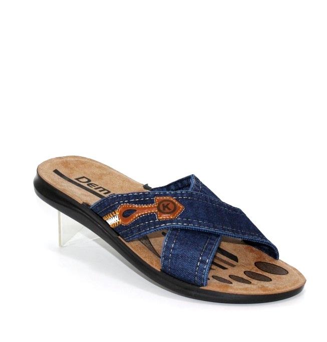 Купить шлёпанцы DeMur 2126. Обувь мужская - Туфелек