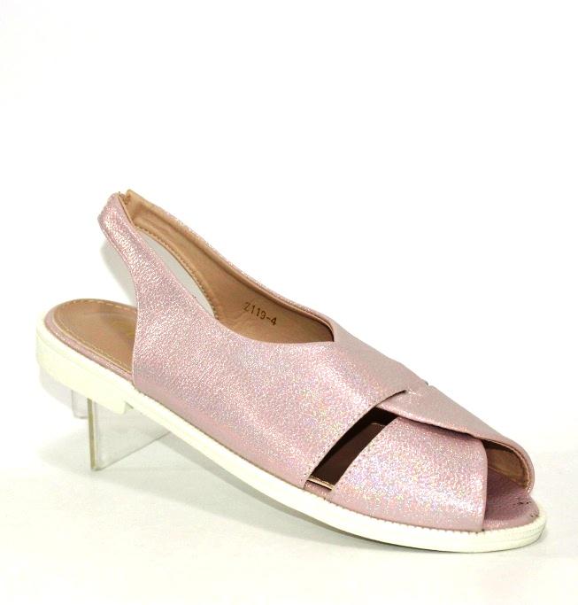 розовые женские босоножки Z119-4 купить в интернет магазине