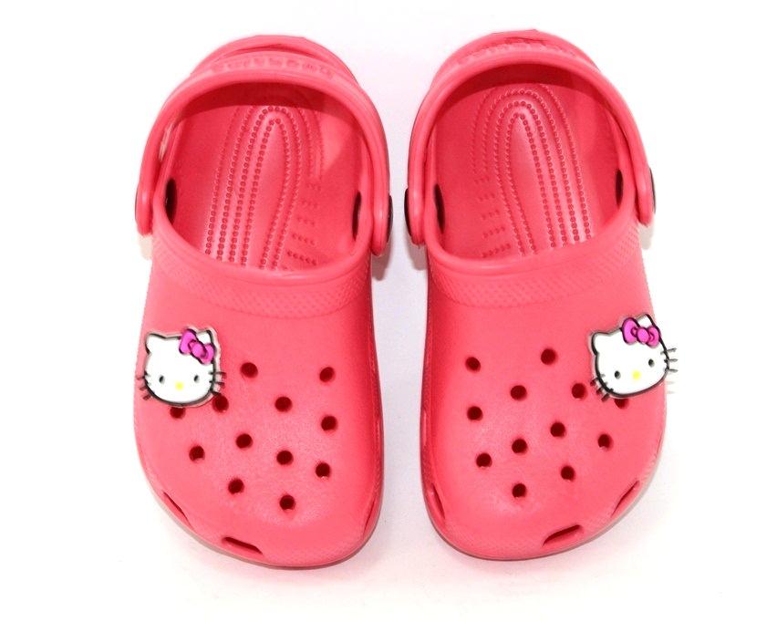 Детские кроксы Jose Amorales – украинский производитель обуви. 3