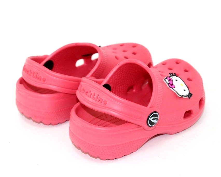 Детские кроксы Jose Amorales – украинский производитель обуви. 5