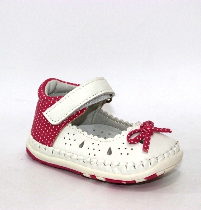 Купить 13-19 пинетки Clibee X19-17-fuchsia. Обувь  для девочек - Туфелек