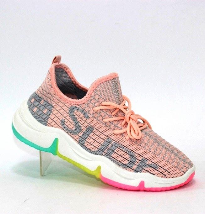 молодёжные летние трикотажные кроссовки 2112-6 в Киеве - купить в интернет магазине