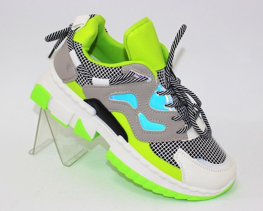 Купить женские кроссовки белые, белые кроссовки Киев, купить кроссовки Туфелек