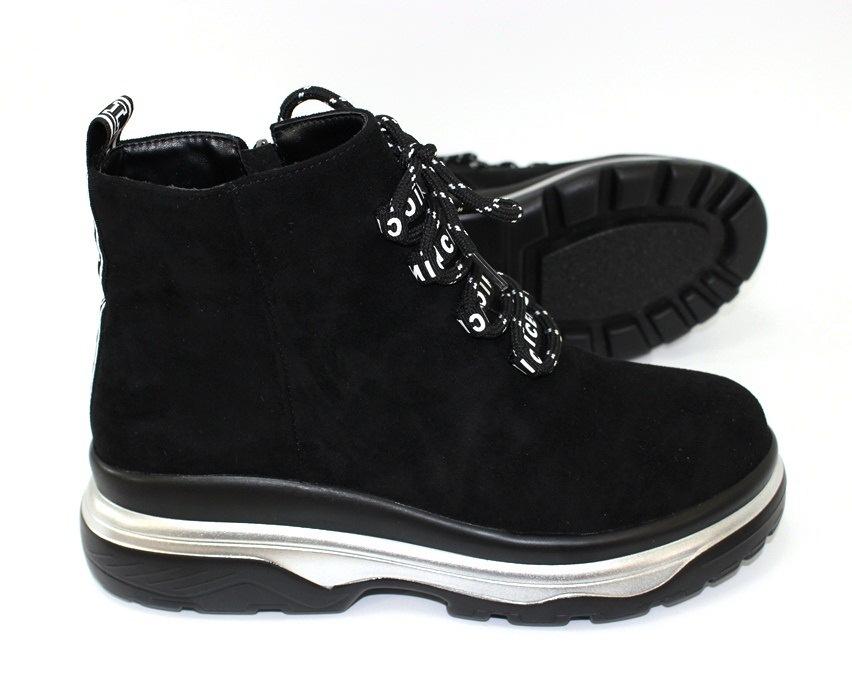 Молодёжные демисезонные полусапожки купить в Киеве, женская демисезонная обувь Украина 6