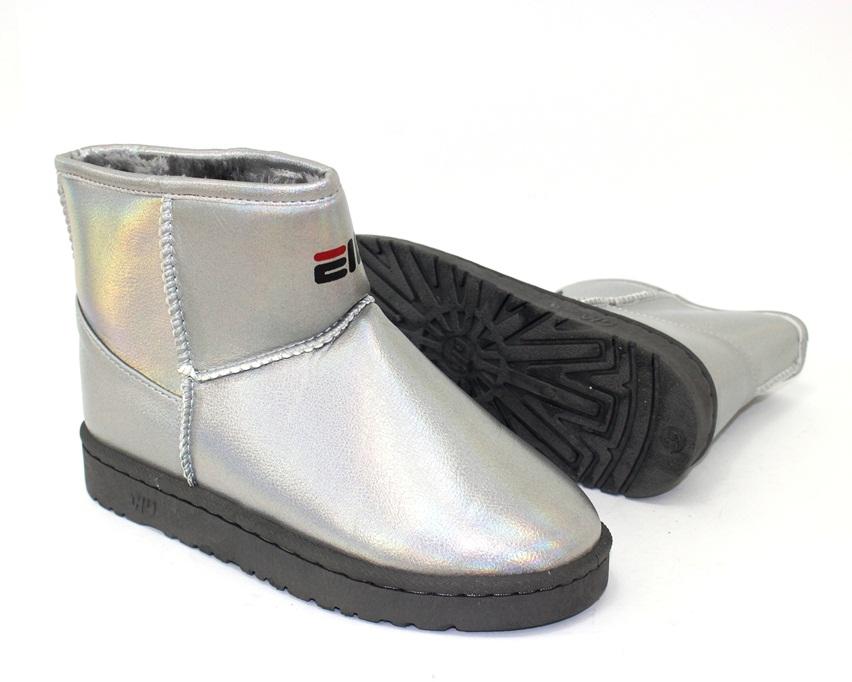 Угги женские дешево купить в Киеве, женская зимняя обувь Украина, тёплые сапожки угги 6