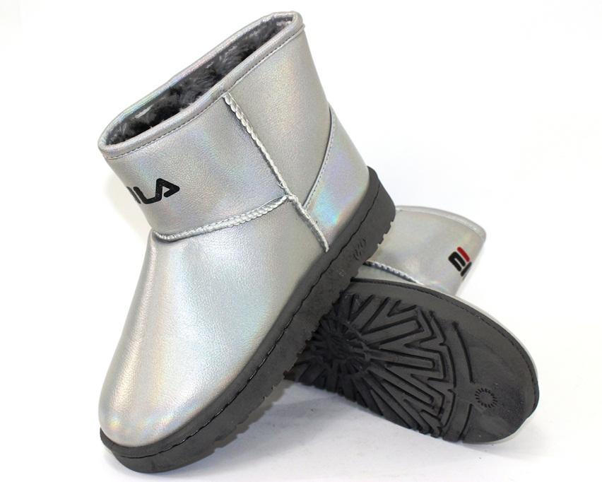Угги женские дешево купить в Киеве, женская зимняя обувь Украина, тёплые сапожки угги 5