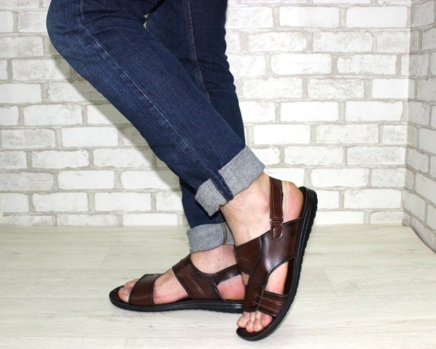 купить мужские босоножки,купить мужскую обувь в Виннице, в Киеве, Чернигове, мужские сандалии 2