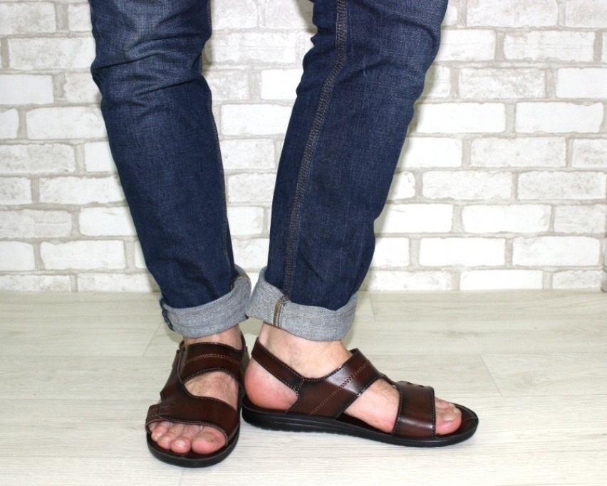 купить мужские босоножки,купить мужскую обувь в Виннице, в Киеве, Чернигове, мужские сандалии 3
