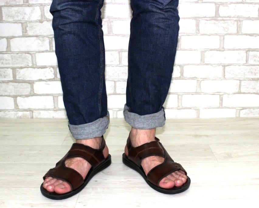 купить мужские босоножки,купить мужскую обувь в Виннице, в Киеве, Чернигове, мужские сандалии 4