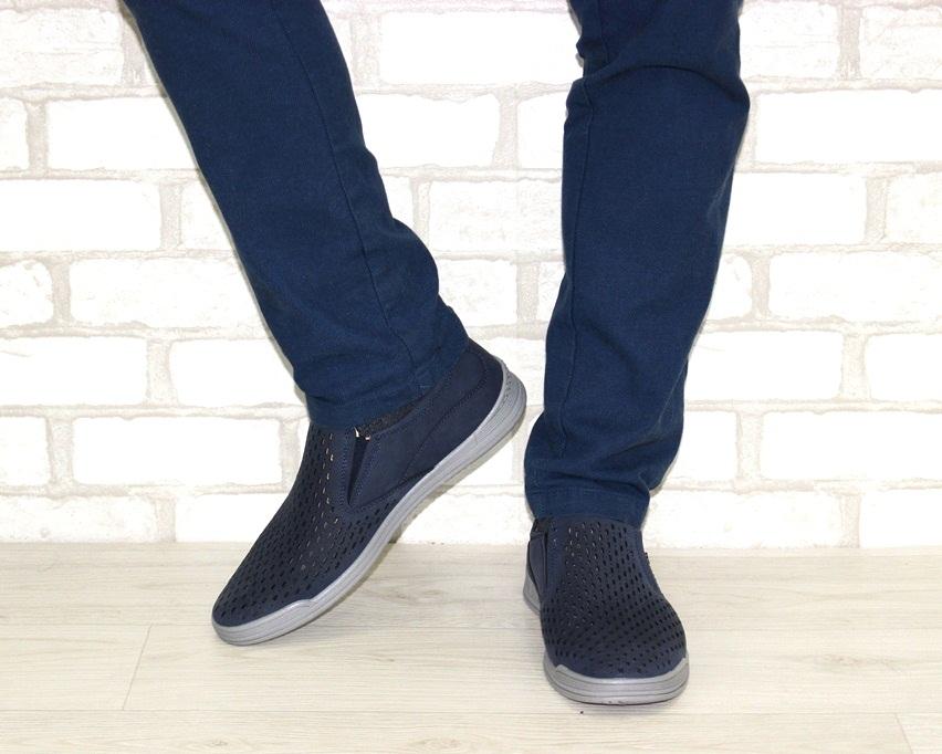 Купить мужские летние туфли в Киеве,  летние мужские мокасины в розницу 2