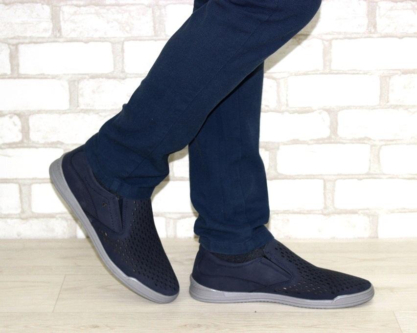 Купить мужские летние туфли в Киеве,  летние мужские мокасины в розницу 3
