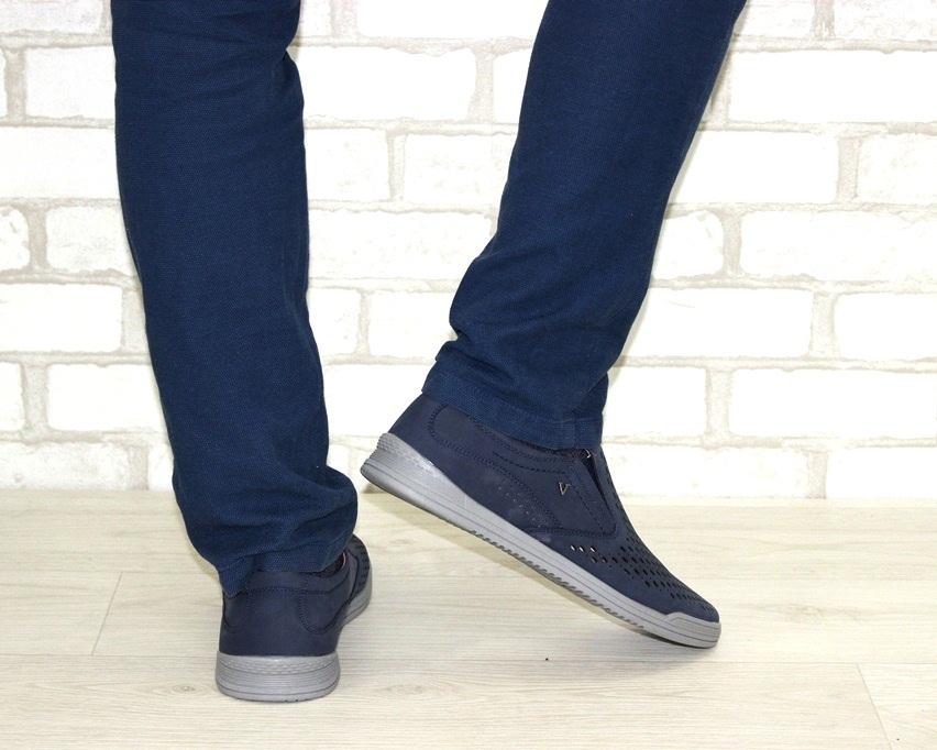 Купить мужские летние туфли в Киеве,  летние мужские мокасины в розницу 4