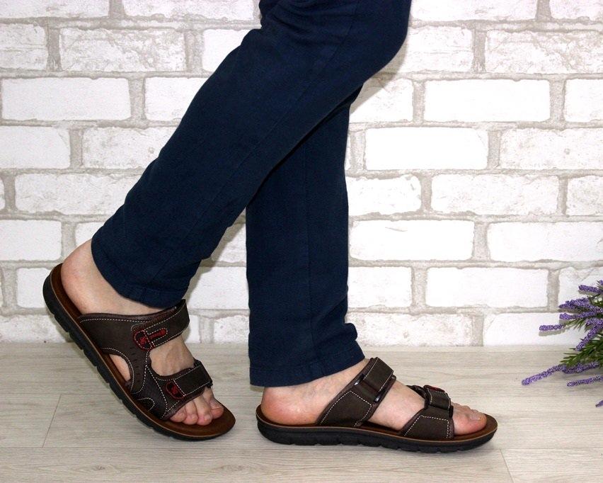 Мужская летняя обувь Киев, купить шлёпки Украина, мужские шлепки купить 2