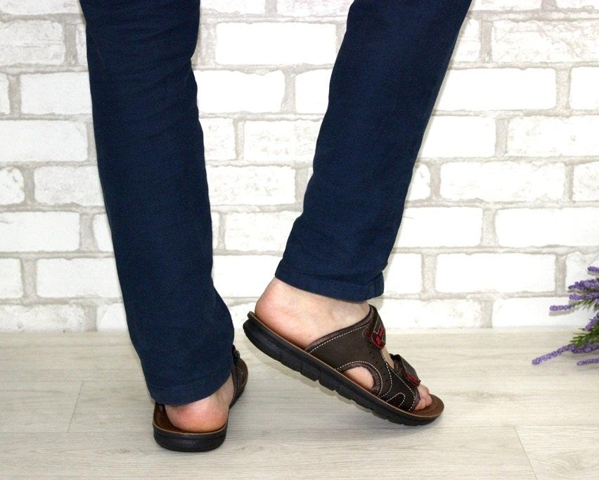 Мужская летняя обувь Киев, купить шлёпки Украина, мужские шлепки купить 4