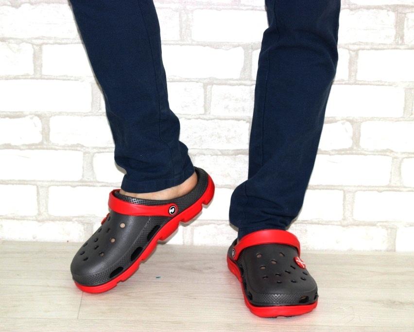 Купить мужские шлепанцы, кроксы, пляжная обувь для мужчин по доступным ценам 2