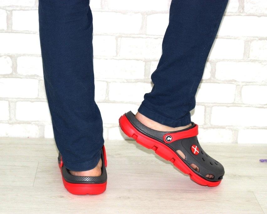 Купить мужские шлепанцы, кроксы, пляжная обувь для мужчин по доступным ценам 3
