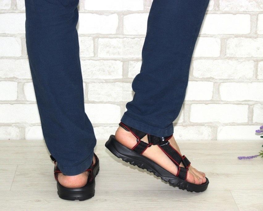 распродажа летней обуви, купить мужские  сандали, мужские сандалии,  кожаные сандалии Украина 3