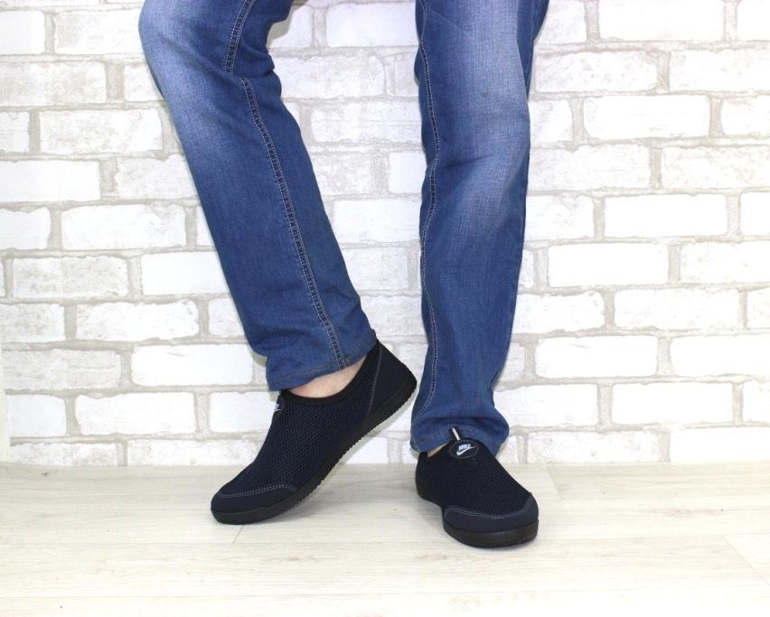 Летняя мужская обувь из натуральной кожи на сайте обуви в Украине 4