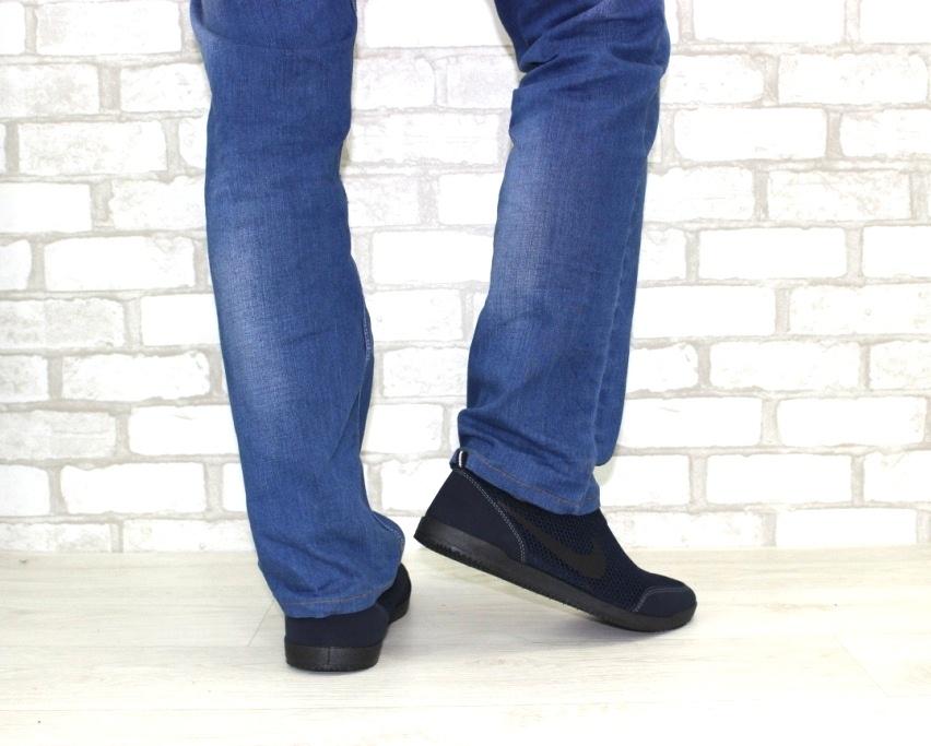 Летняя мужская обувь из натуральной кожи на сайте обуви в Украине 3